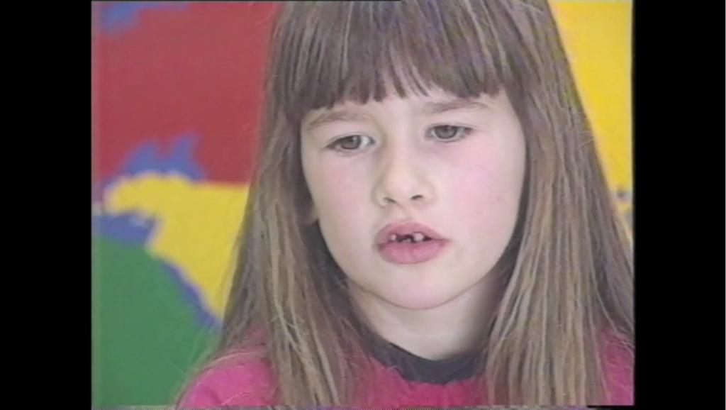 """Image extraite du documentaire """"De la pédagogie noire"""""""