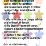 Les racines de la violence (12 points)
